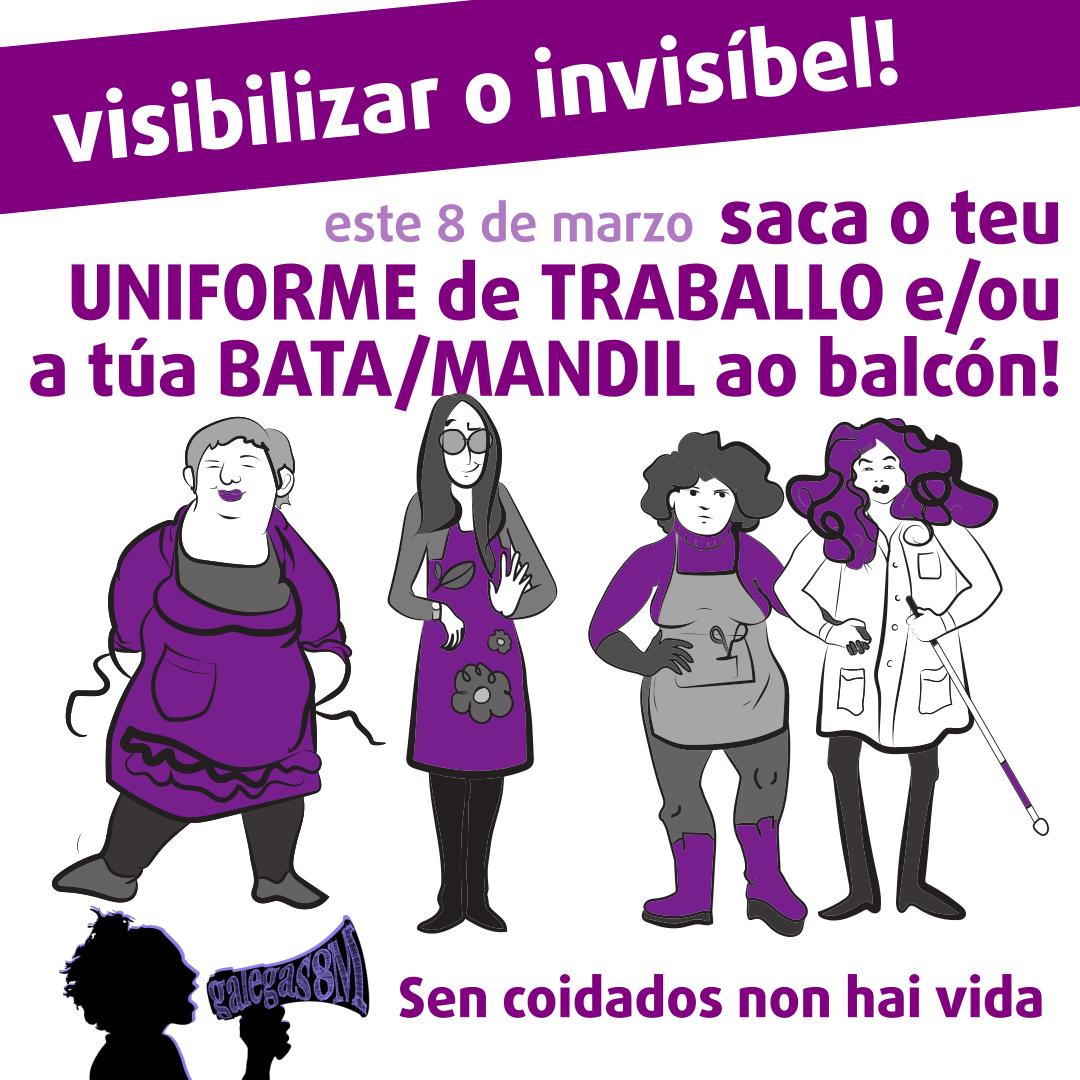 Visibilizar o invisibel!
